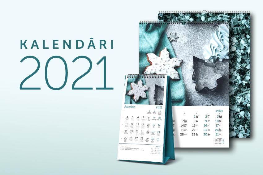 Personalizēti kalendāri